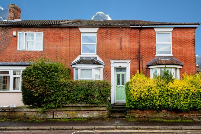Thumbnail Terraced house for sale in Avenue Road, Southampton