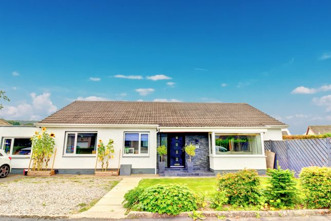 Thumbnail Detached bungalow for sale in Ochilview Gardens, Crieff
