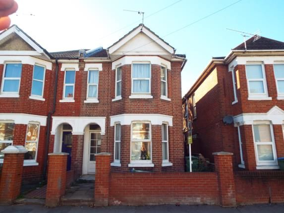 Thumbnail Semi-detached house for sale in Polygon, Southampton, Hampshire