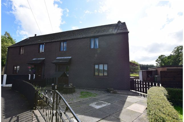 Thumbnail Semi-detached house for sale in Kershopefoot, Newcastleton