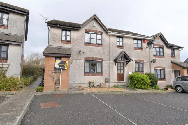 Thumbnail Property for sale in Chyvelah Ope, Gloweth, Truro