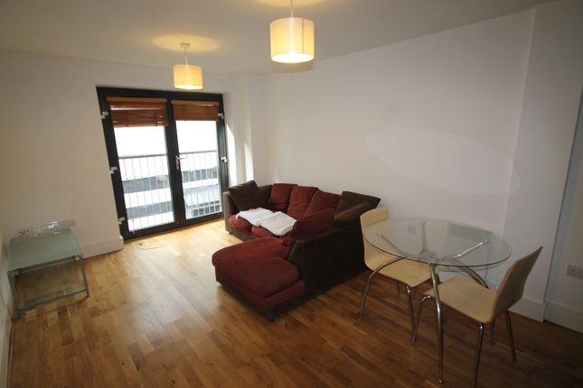 Living Room. of Cumberland Street, Liverpool L1