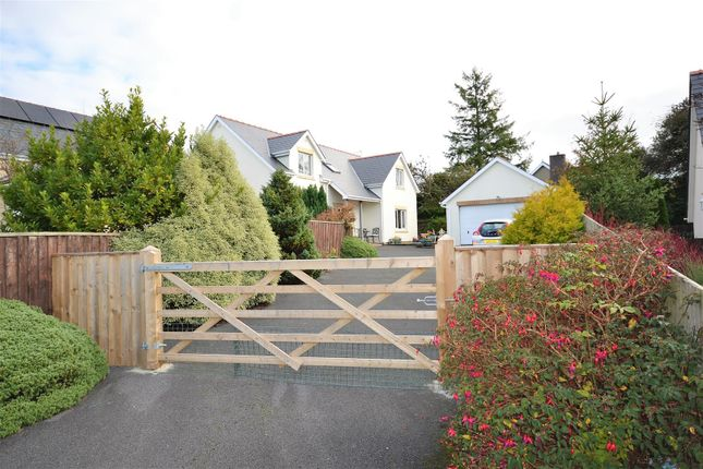 Thumbnail Detached house for sale in Maes Y Dderwen, Whitland