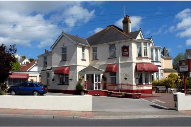 Thumbnail Hotel/guest house for sale in Crown Lodge Guest House, Torquay