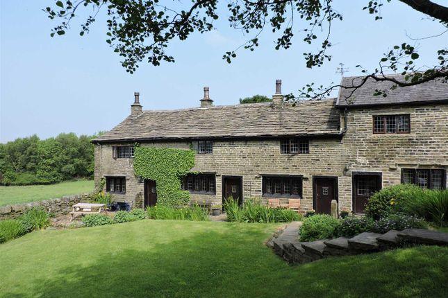 Thumbnail Cottage to rent in Hawkshaw Lane, Hawkshaw, Hawkshaw