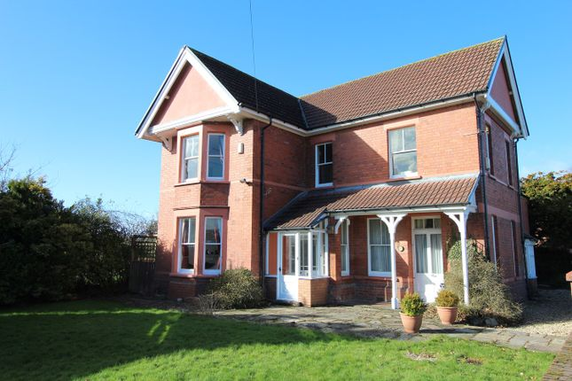 Thumbnail Detached house for sale in Caerleon Road, Ponthir, Caerleon