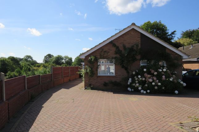 Thumbnail Bungalow to rent in Rydal Close, Brownsover, Rugby