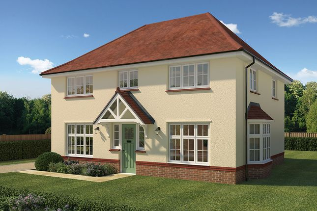 """Thumbnail Detached house for sale in """"Harrogate Special"""" at Lower Dunton Road, Bulphan"""