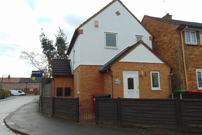 Thumbnail Detached house to rent in Lincoln Way, Cippenham, Slough
