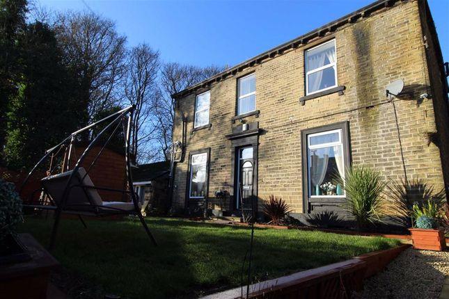 Thumbnail Terraced house for sale in Luck Lane, Marsh, Huddersfield