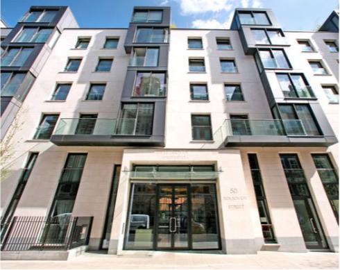 Thumbnail Flat for sale in Bolsover Street, Fitzrovia, London