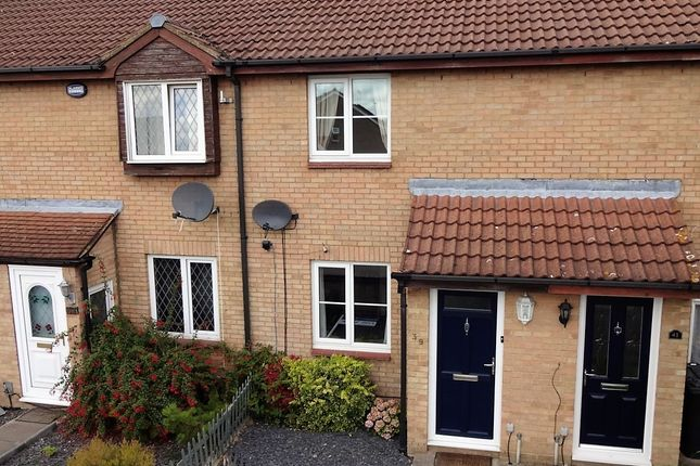 2 bed terraced house to rent in Constable Close, Houghton Regis LU5