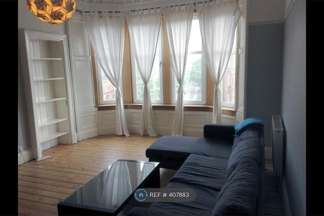 Thumbnail Flat to rent in Great Western Road, Glasgow
