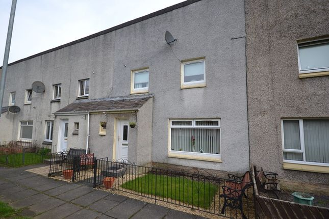 Thumbnail Terraced house for sale in Spruce Road, Cumbernauld