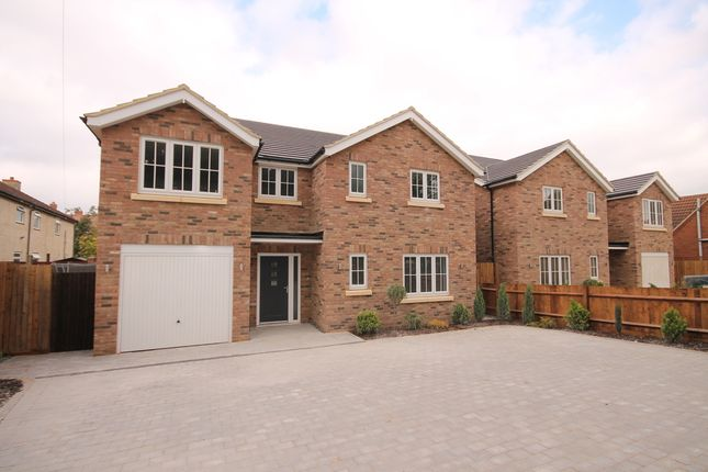 Detached house for sale in Plot 2 Dane Lane, Wilstead