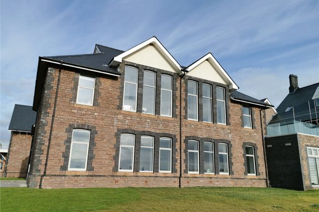 Thumbnail Property for sale in Apartment 12 The Links, Rest Bay, Porthcawl