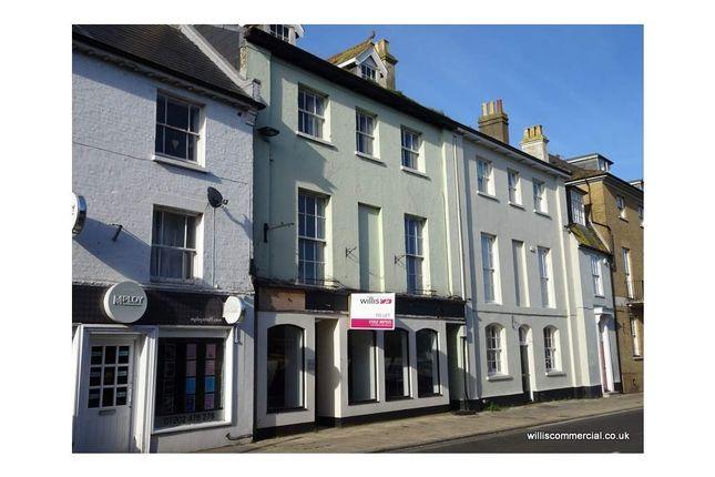 Thumbnail Retail premises for sale in 14-16 Castle Street, Christchurch