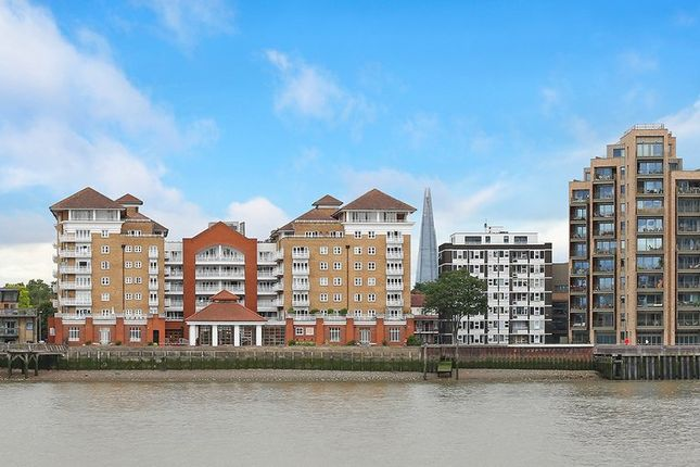 Thumbnail Flat to rent in New Caledonian Wharf, Odessa Street London