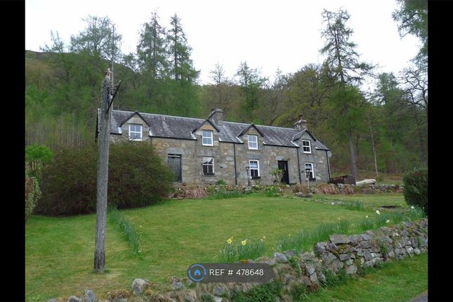 Thumbnail Detached house to rent in Bridge Of Balgie, Aberfeldy
