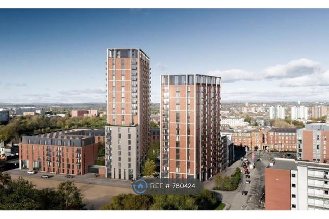 Thumbnail Flat to rent in The Crescent, Salford