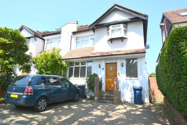 Semi-detached house for sale in West Avenue, London