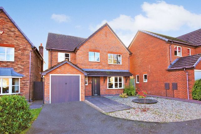 Thumbnail Detached house for sale in Foxes Meadow, Cotteridge / Bournville, Birmingham