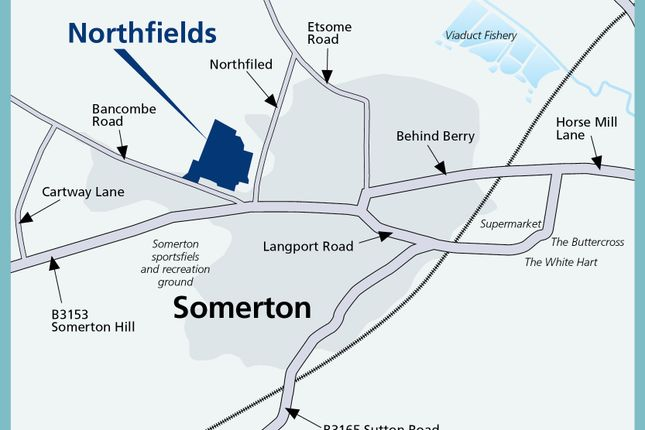 "Thumbnail Property for sale in ""Type - X518"" at Somerton Business Park, Bancombe Road, Somerton"