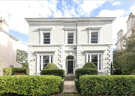 Thumbnail Detached house for sale in Pittville Crescent, Cheltenham, Gloucestershire