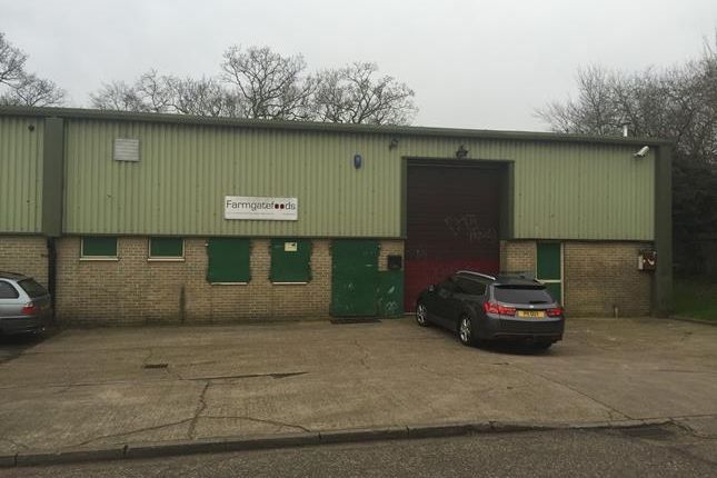 Thumbnail Light industrial for sale in Unit 11, Ash Industrial Estate, Flex Meadow, Harlow, Essex