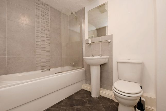 Modern Bathroom of Queenswood Road, Wadsley Park Village, Sheffield S6