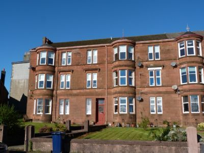 Thumbnail Flat for sale in Broughallan Gardens, Dunoon