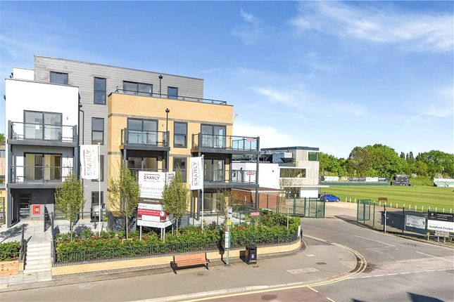 Thumbnail Flat for sale in Wharf Road, Guildford, Surrey