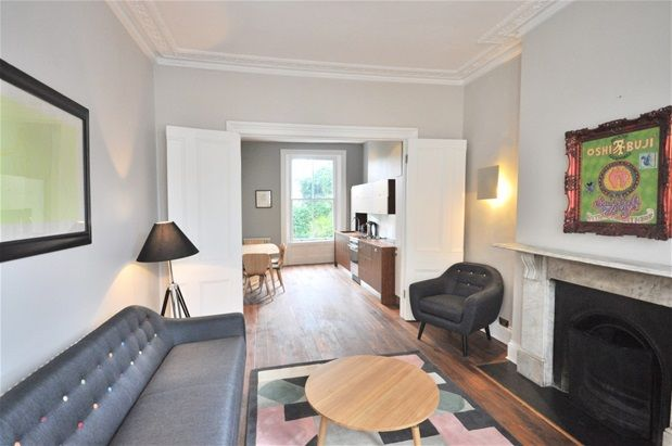 Thumbnail Flat for sale in Chesterton Road, London