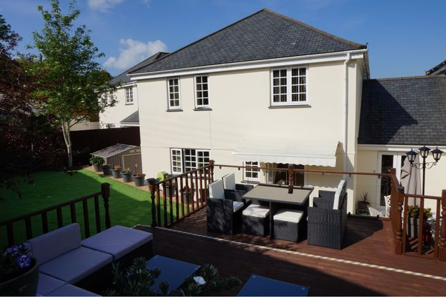 Detached house for sale in Chy Pons, St. Austell