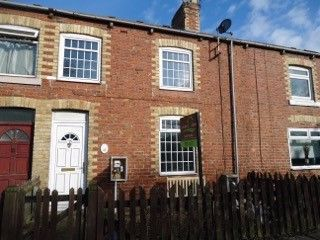Thumbnail Terraced house to rent in Milburn Road, Ashington