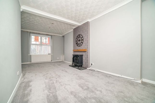 Semi-detached house for sale in Cemetery Road, Porth