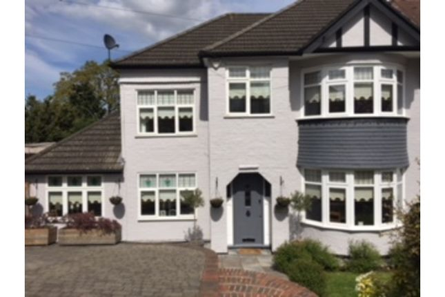 Thumbnail Semi-detached house for sale in Dene Road, Whetsone/East Barnet Borders