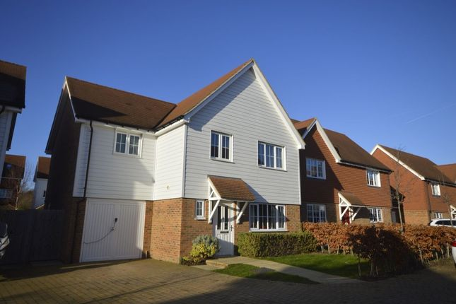 Thumbnail Detached house to rent in Manley Boulevard, Snodland