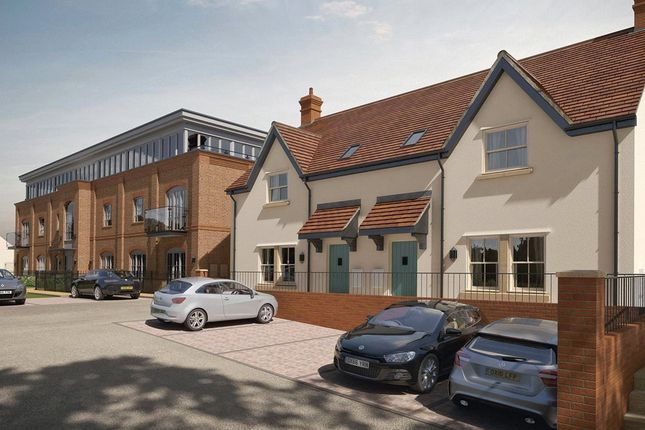 Thumbnail Semi-detached house for sale in High Street, Berkhamsted, Hertfordshire