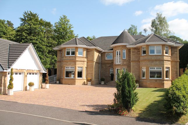 5 bedroom detached house for sale in Countess Gate, Bothwell