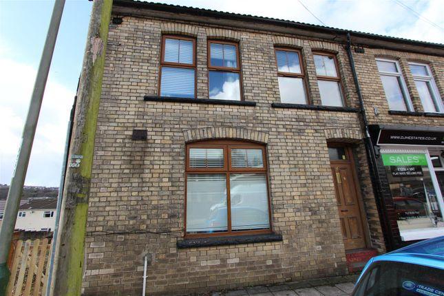Thumbnail Semi-detached house for sale in High Street, Fleur De Lis, Blackwood
