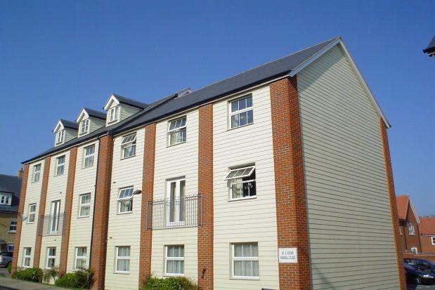 Thumbnail Flat to rent in Randall Close, Witham