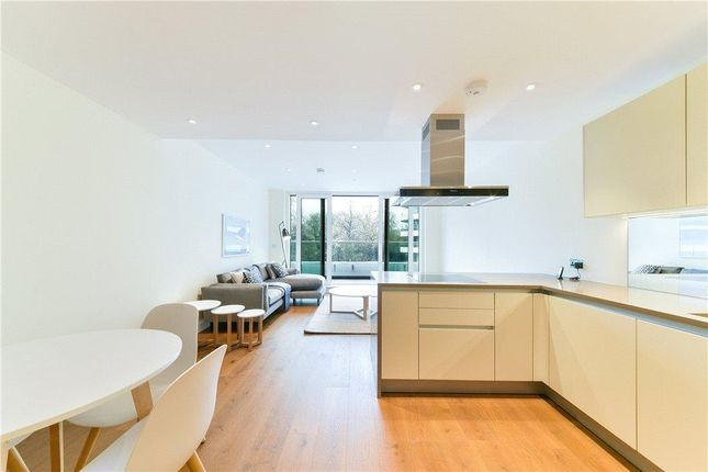 Thumbnail Flat for sale in Altissima House, 340 Queenstown Road, Battersea Park, London