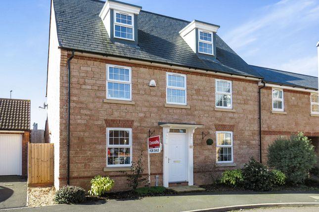 Thumbnail Detached house for sale in Collett Road, Norton Fitzwarren, Taunton
