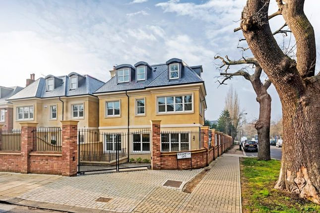 Thumbnail Detached house to rent in Roehampton Gate, London