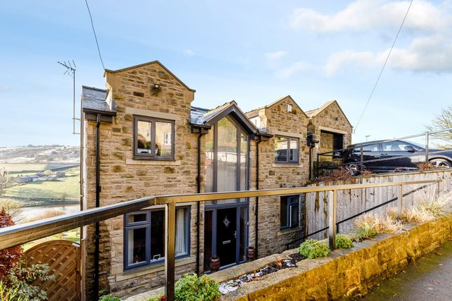 Thumbnail Detached house for sale in Lamb Hall Road, Huddersfield, West Yorkshire