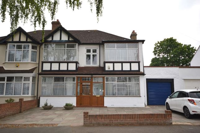 Thumbnail Semi-detached house for sale in Osmond Gardens, Wallington