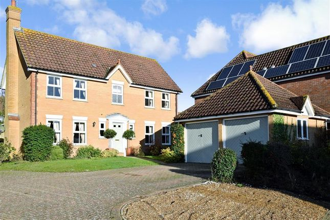 Thumbnail Detached house for sale in Victoria Drive, Kings Hill, West Malling, Kent