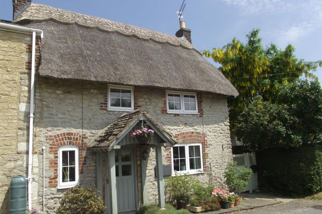 Thumbnail Semi-detached house for sale in Goatacre, Calne