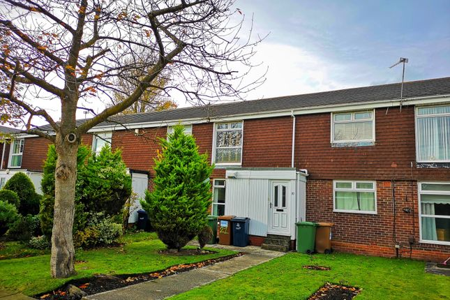 Thumbnail Flat for sale in Manston Close, Moorside, Sunderland